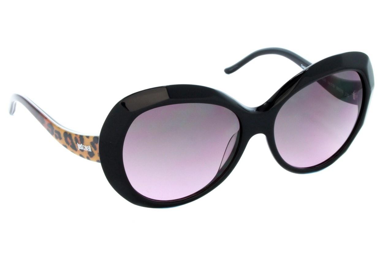 Just Cavalli JC633S Black Sunglasses