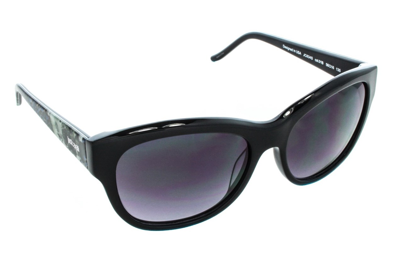 Just Cavalli JC634S Black Sunglasses