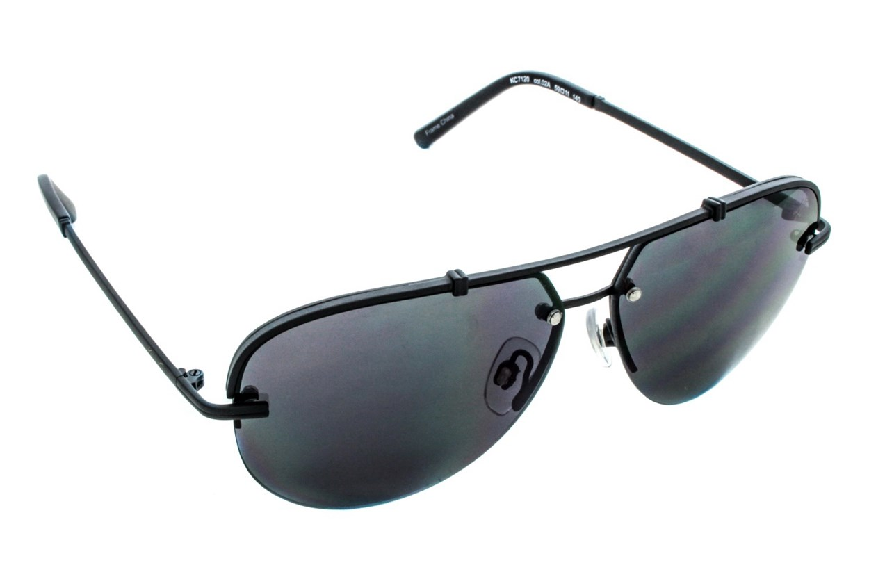 Kenneth Cole New York KC7120 Sunglasses - Black