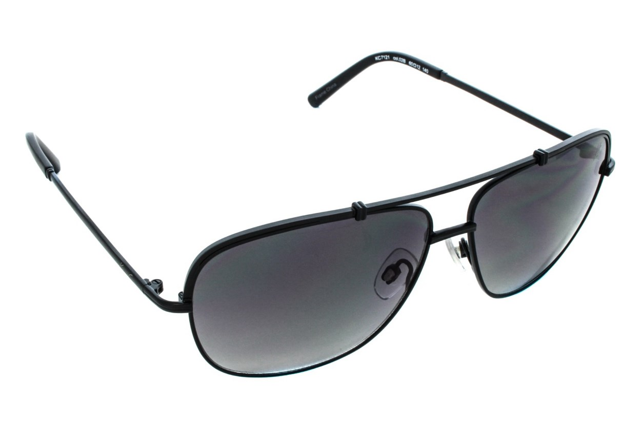 Kenneth Cole New York KC7121 Sunglasses - Black