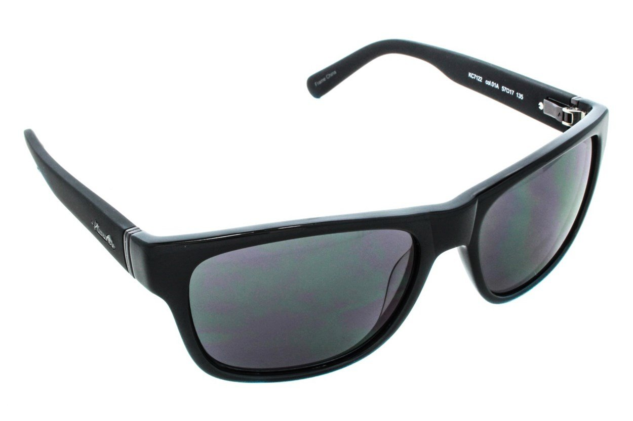 Kenneth Cole New York KC7122 Sunglasses - Black