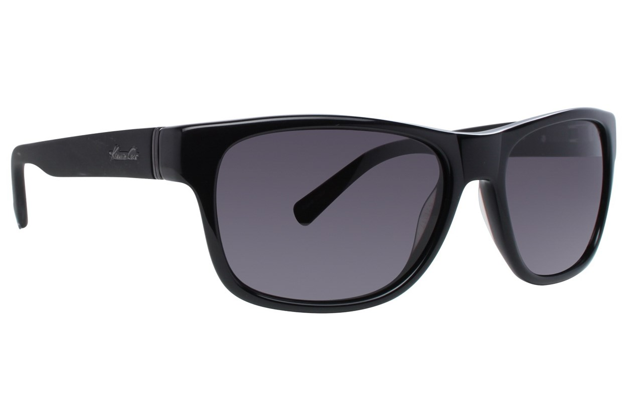 Kenneth Cole New York KC7122 Black Sunglasses