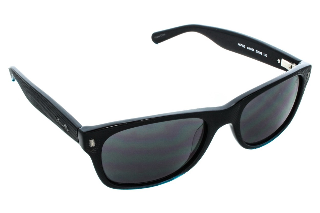 Kenneth Cole New York KC7123 Sunglasses - Black