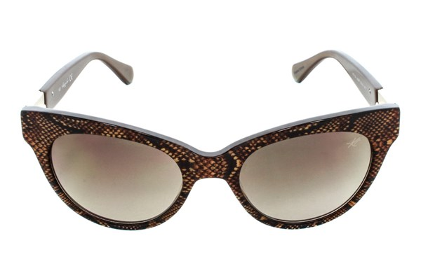 Kenneth Cole New York KC7124 Brown Sunglasses