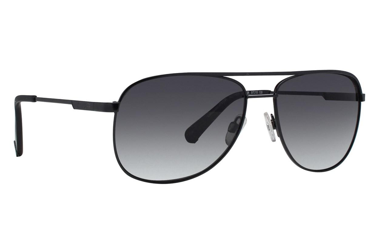 Kenneth Cole New York KC7153 Black Sunglasses