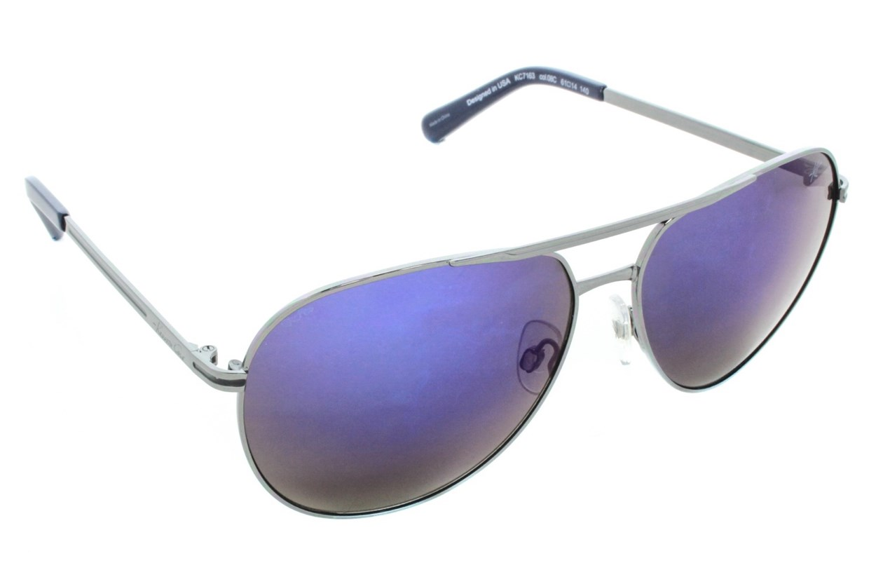 Kenneth Cole New York KC7163 Gray Sunglasses