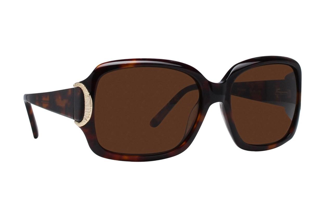 Via Spiga 330-S Tortoise Sunglasses
