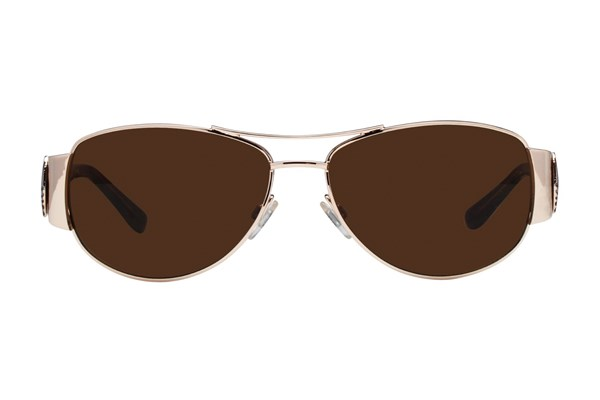 Via Spiga 414-S Gold Sunglasses