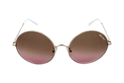 Velvet Eyewear Rose Gold
