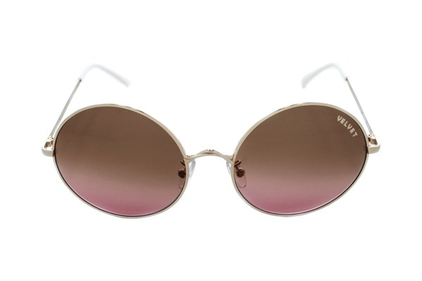 Velvet Eyewear Rose Gold Sunglasses