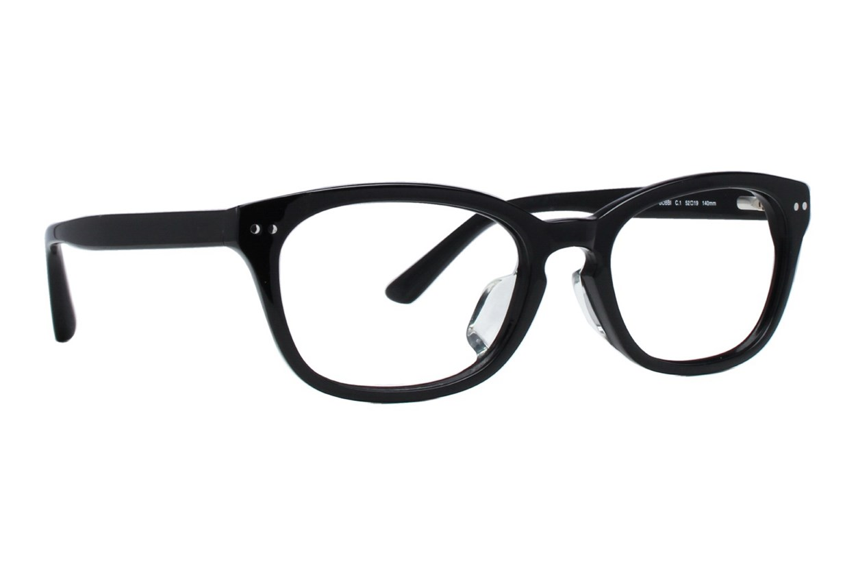 TC Charton Bobbi Black Eyeglasses