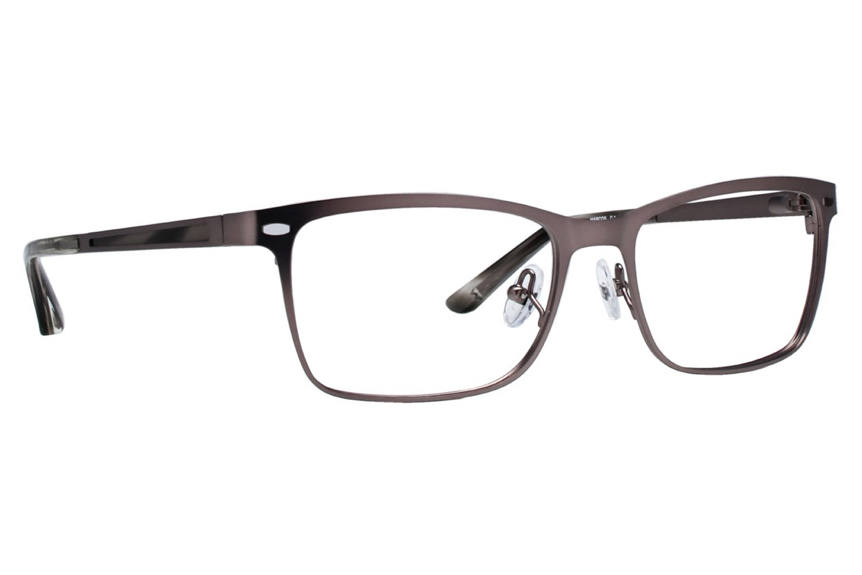 TC Charton Marcos Gray Eyeglasses