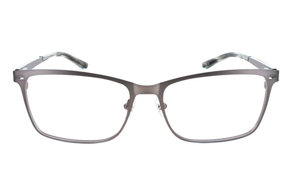 TC Charton Marcos-Large Gray Eyeglasses
