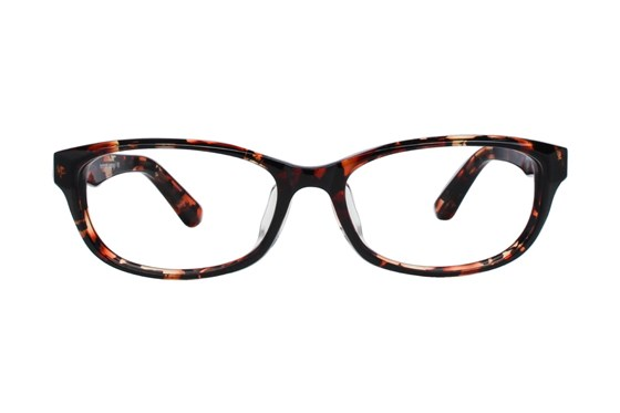 TC Charton Masen Orange Eyeglasses