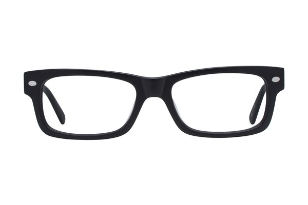 Fatheadz Matty XL Black Eyeglasses