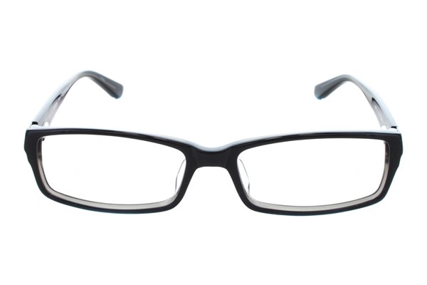 TC Charton Kent Black Eyeglasses