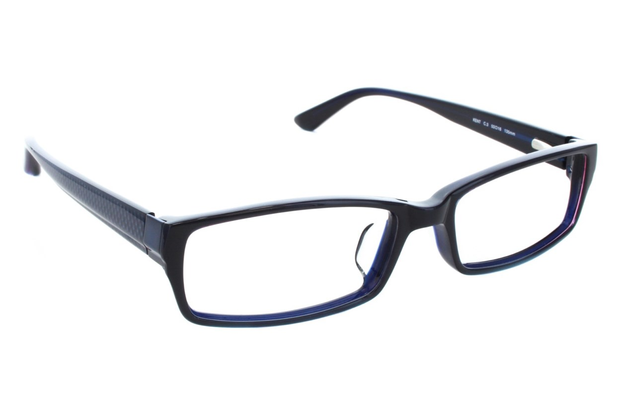 TC Charton Kent Blue Eyeglasses
