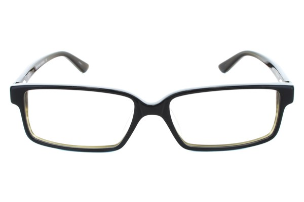 TC Charton Thomas-Large Eyeglasses - Black