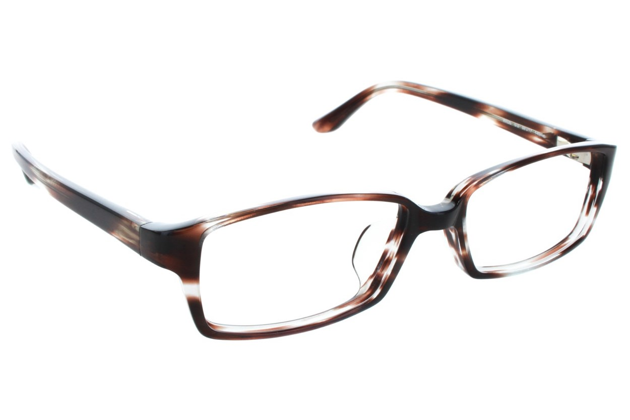 TC Charton Wade Brown Eyeglasses