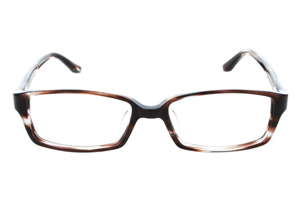 TC Charton Wade Brown Eyeglasses