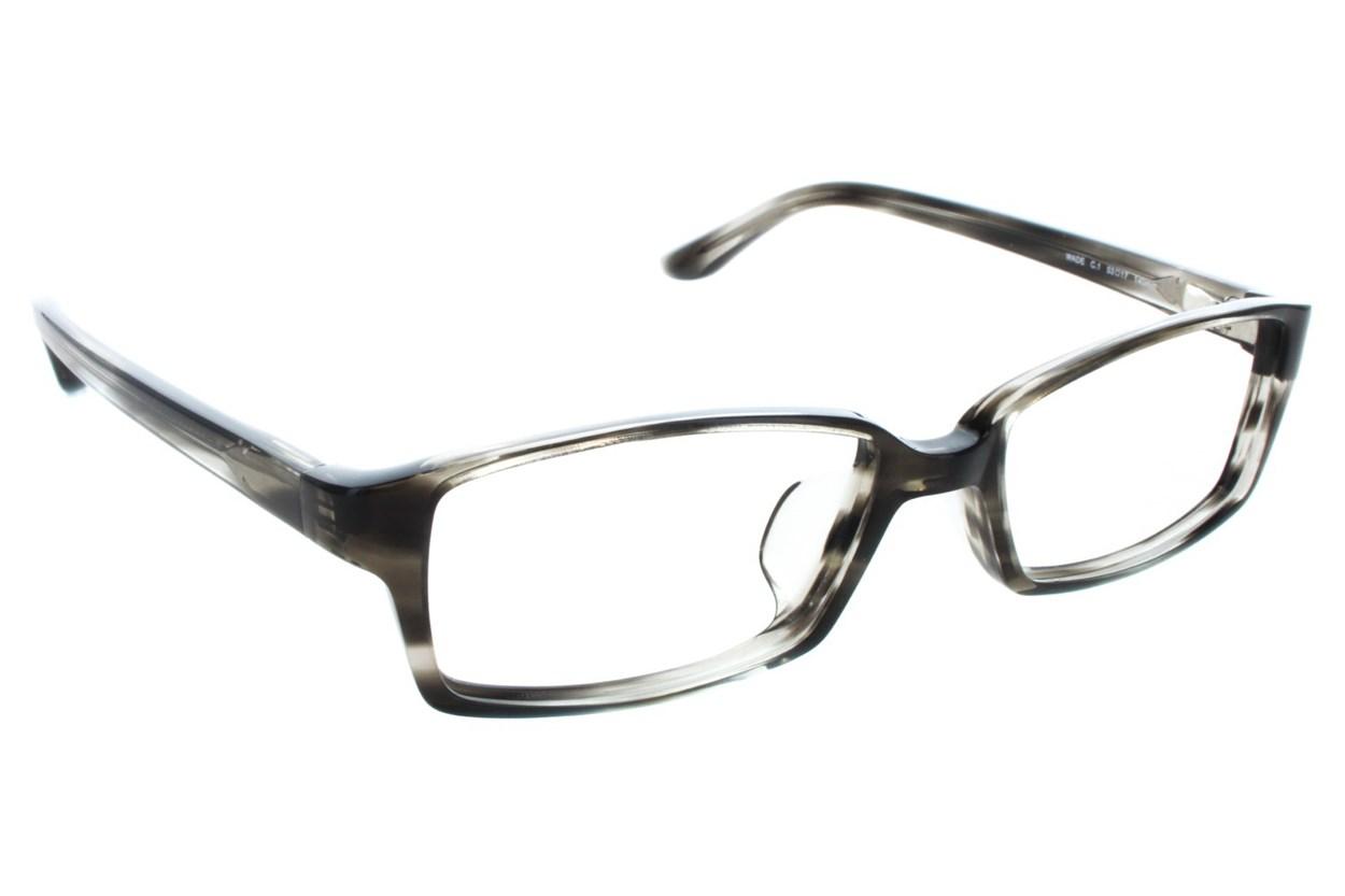 TC Charton Wade Gray Eyeglasses