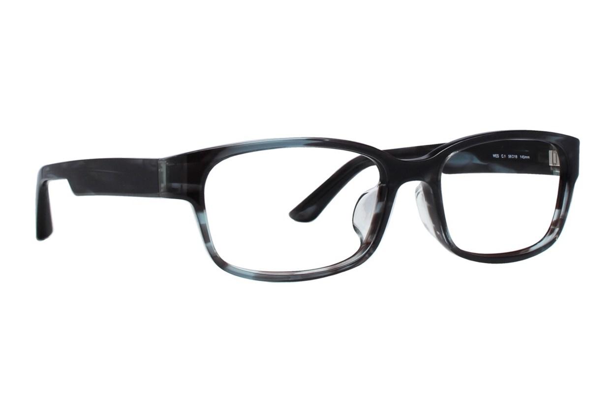 TC Charton Wes Gray Eyeglasses