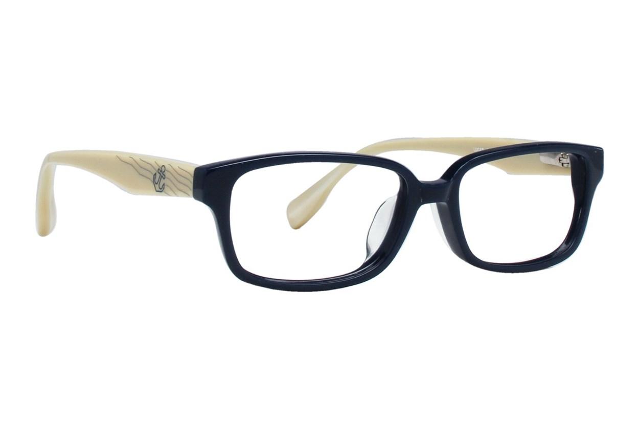 TC Charton Lucas Blue Eyeglasses