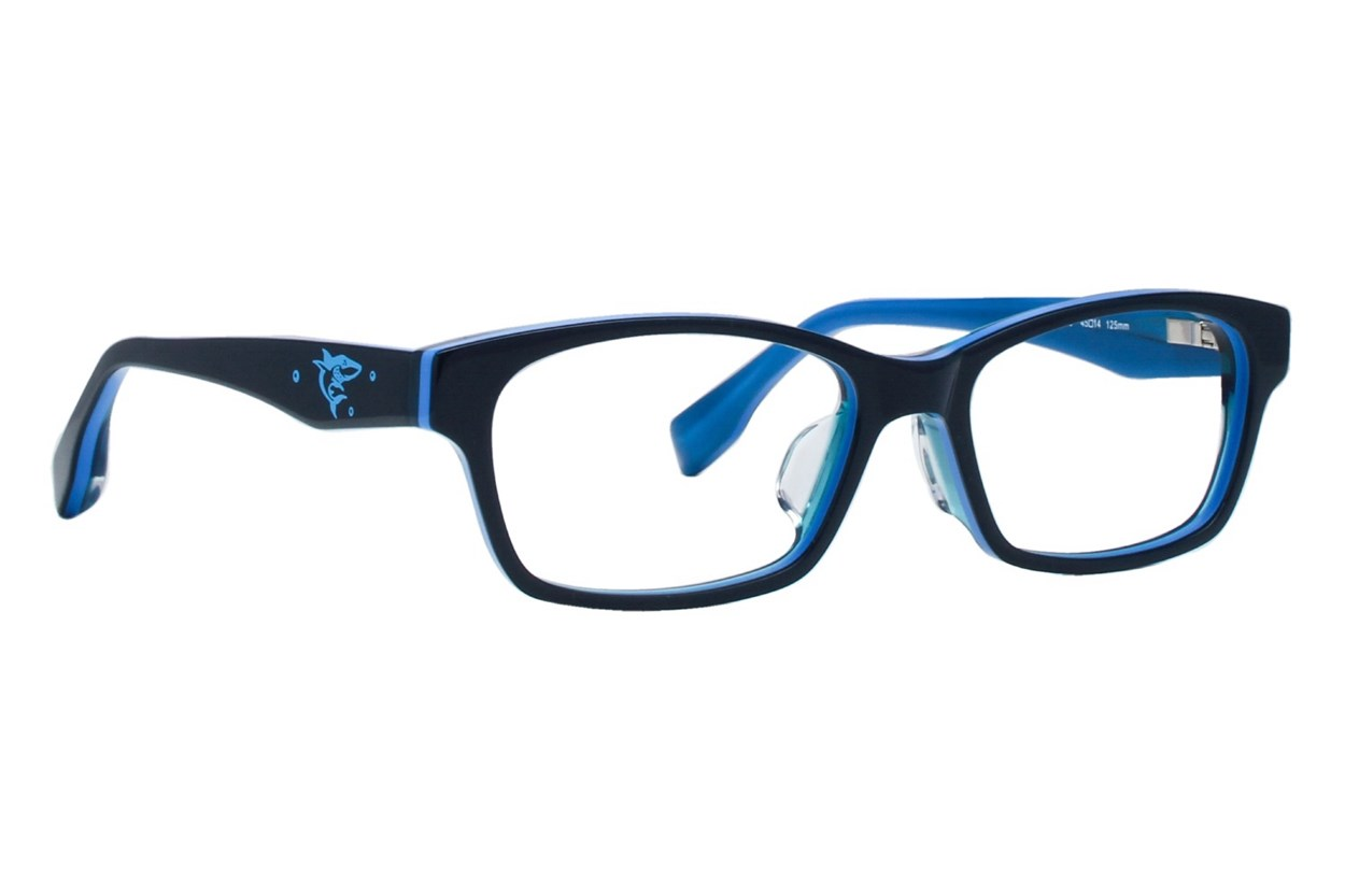 TC Charton Bruce Blue Eyeglasses