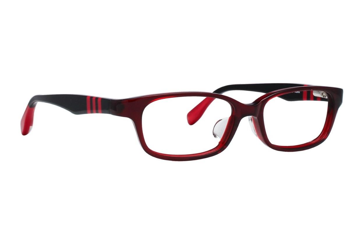 TC Charton Felix Red Eyeglasses
