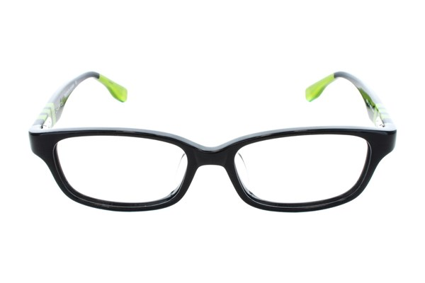 TC Charton Felix Black Eyeglasses