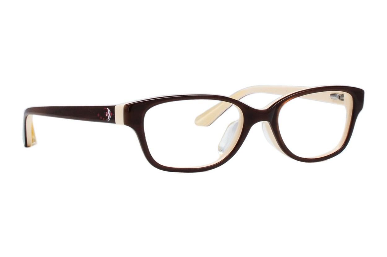 TC Charton Wanda Brown Eyeglasses