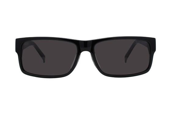 TC Charton David Black Sunglasses