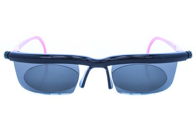 Adlens Sundials Adjustables Instant Prescription Sunglasses Pink