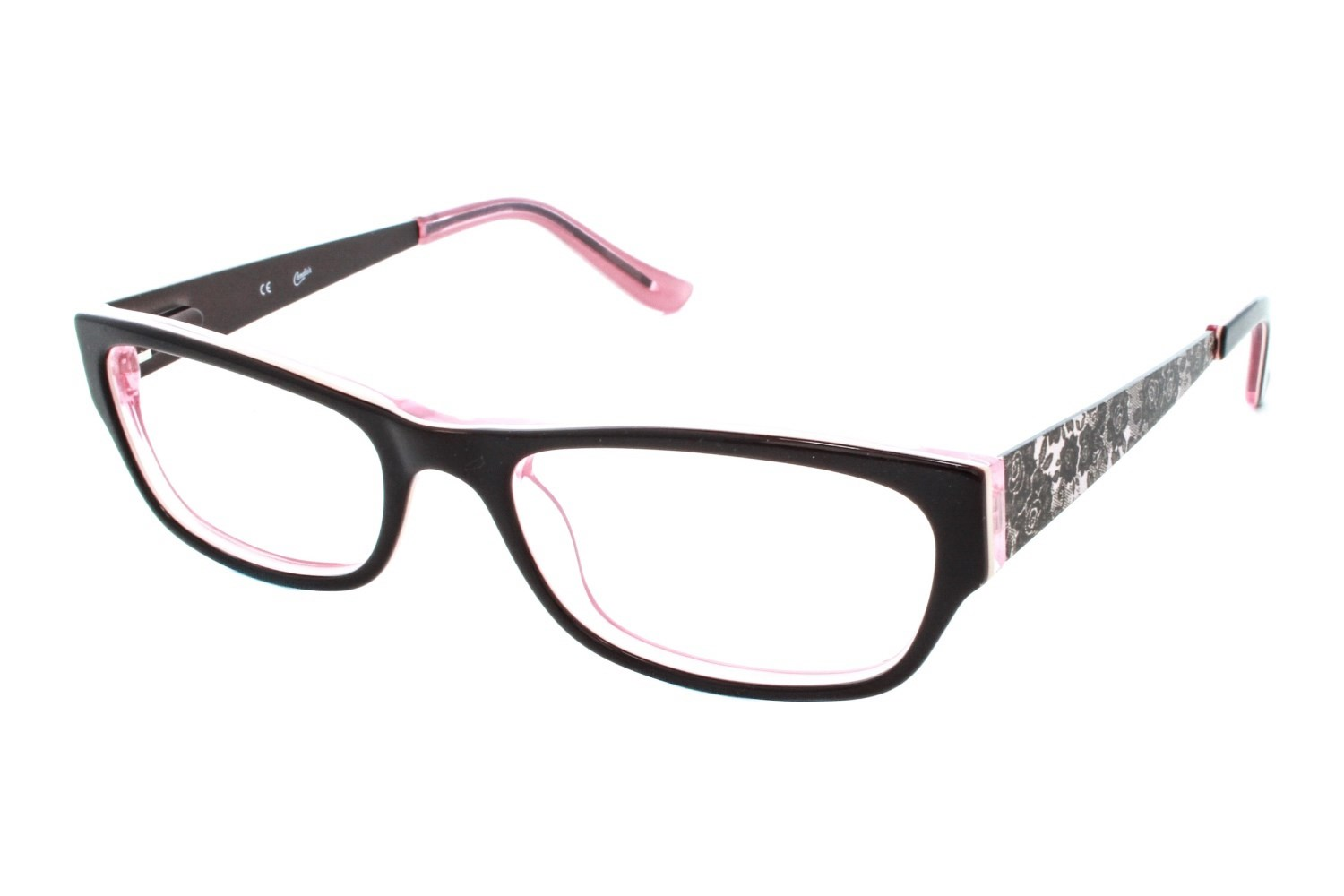 UPC 715583652316 - CANDIES Eyeglasses C CAITLIN Brown Salmon 50MM ...