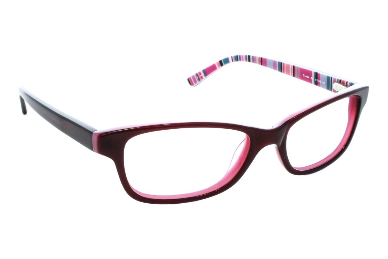 Candie's C Lexie Red Eyeglasses