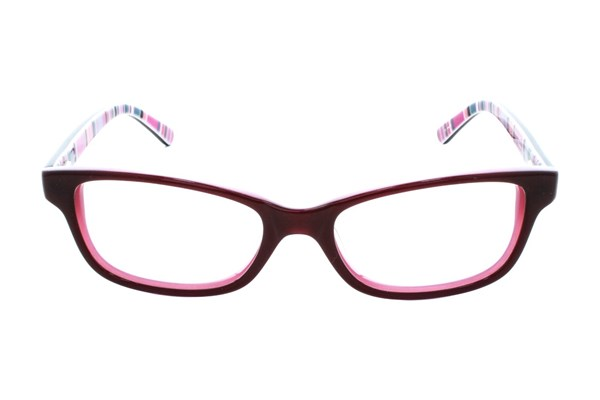 Candie's C Lexie Red Eyeglasses