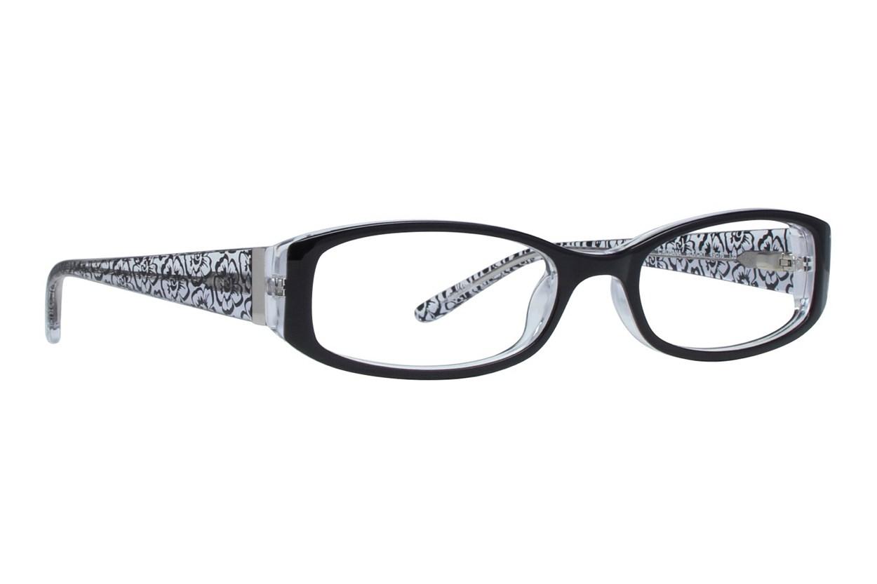 Candie's Rosana Black Eyeglasses