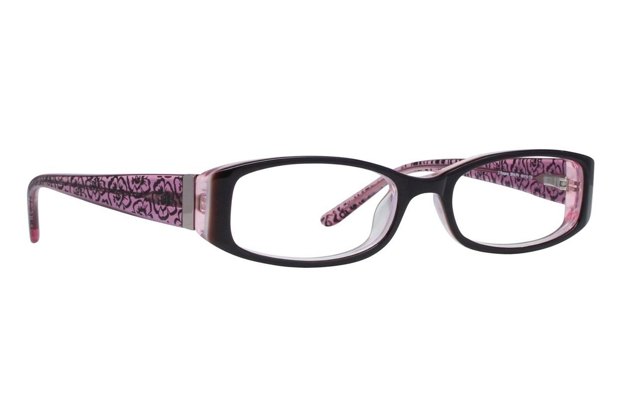 Candie's Rosana Brown Eyeglasses