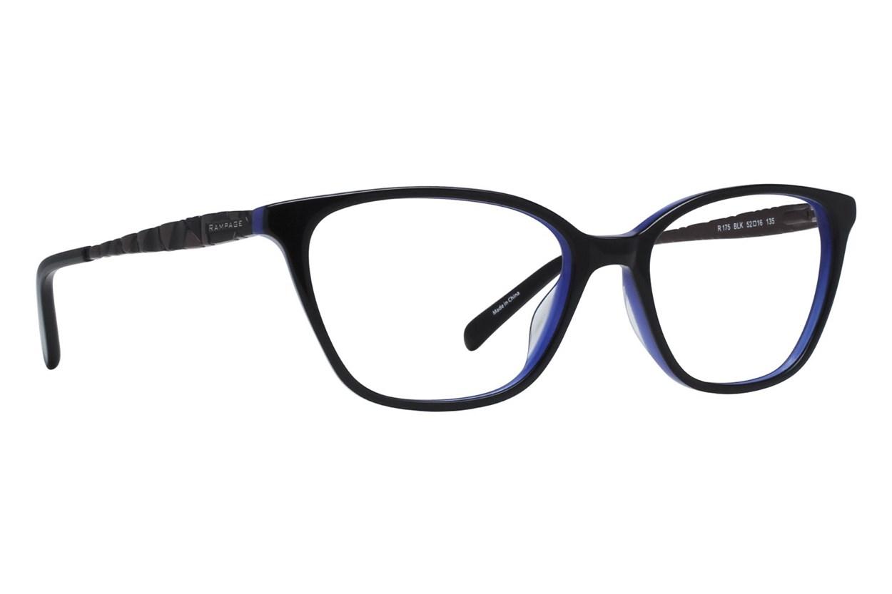 Rampage R 175 Black Eyeglasses