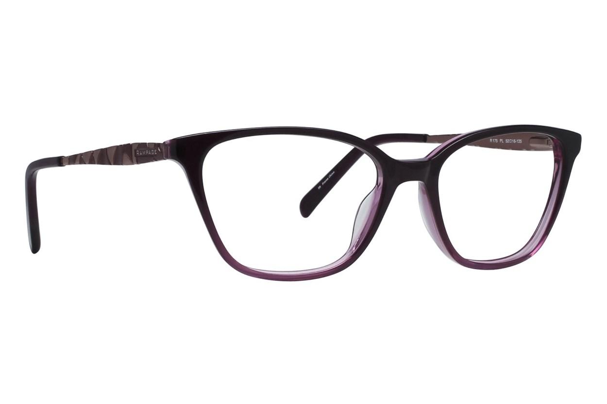 Rampage R 175 Purple Eyeglasses