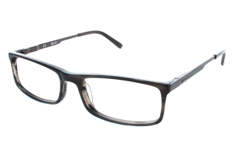 UPC 715583382244 - SAVVY Eyeglasses SAVVY 336 Grey 54MM | upcitemdb.com