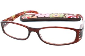Magnivision Ashley Reading Glasses Red
