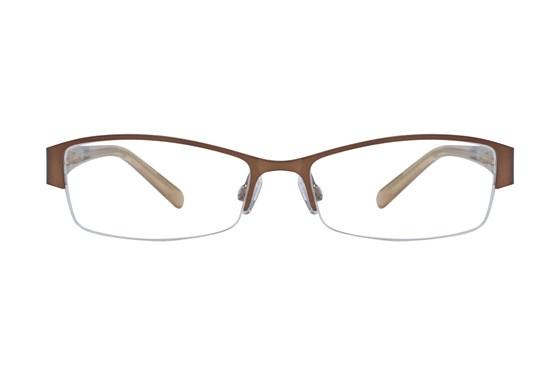 Covergirl CG0432 Brown Eyeglasses