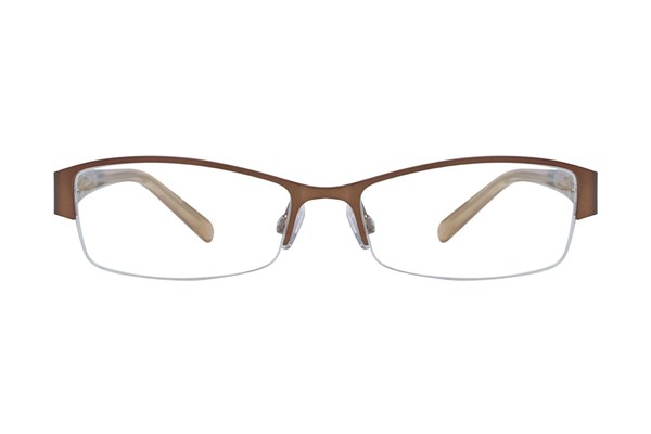 Covergirl CG0432 Eyeglasses - Brown