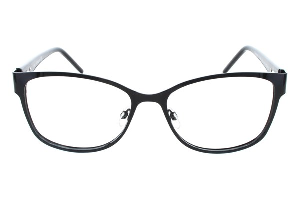 Covergirl CG0433 Eyeglasses - Black