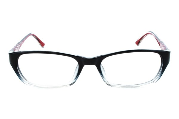Covergirl CG0510 Eyeglasses - Black