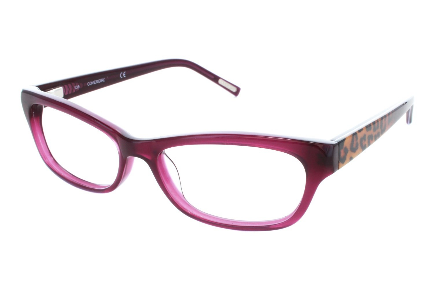 Covergirl CG0512 Prescription Eyeglasses - HughReadingGlasses