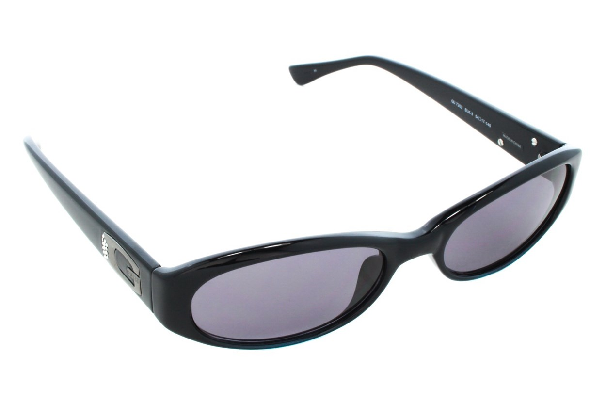 GUESS GU 7202 Black Sunglasses