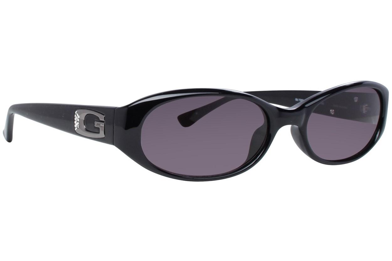 GUESS GU 7202 Black Sunglasses