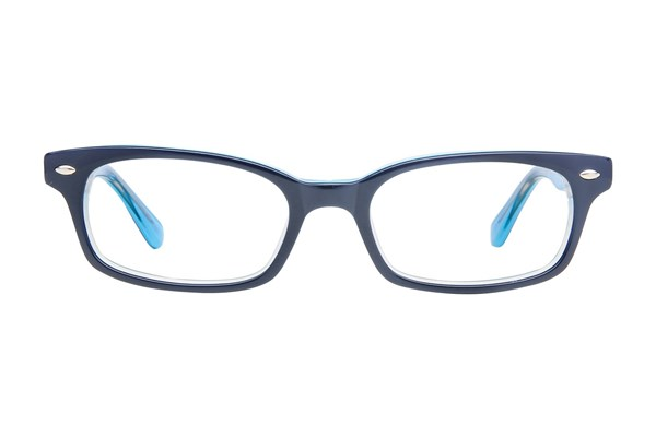 Lucky Wonder Blue Eyeglasses
